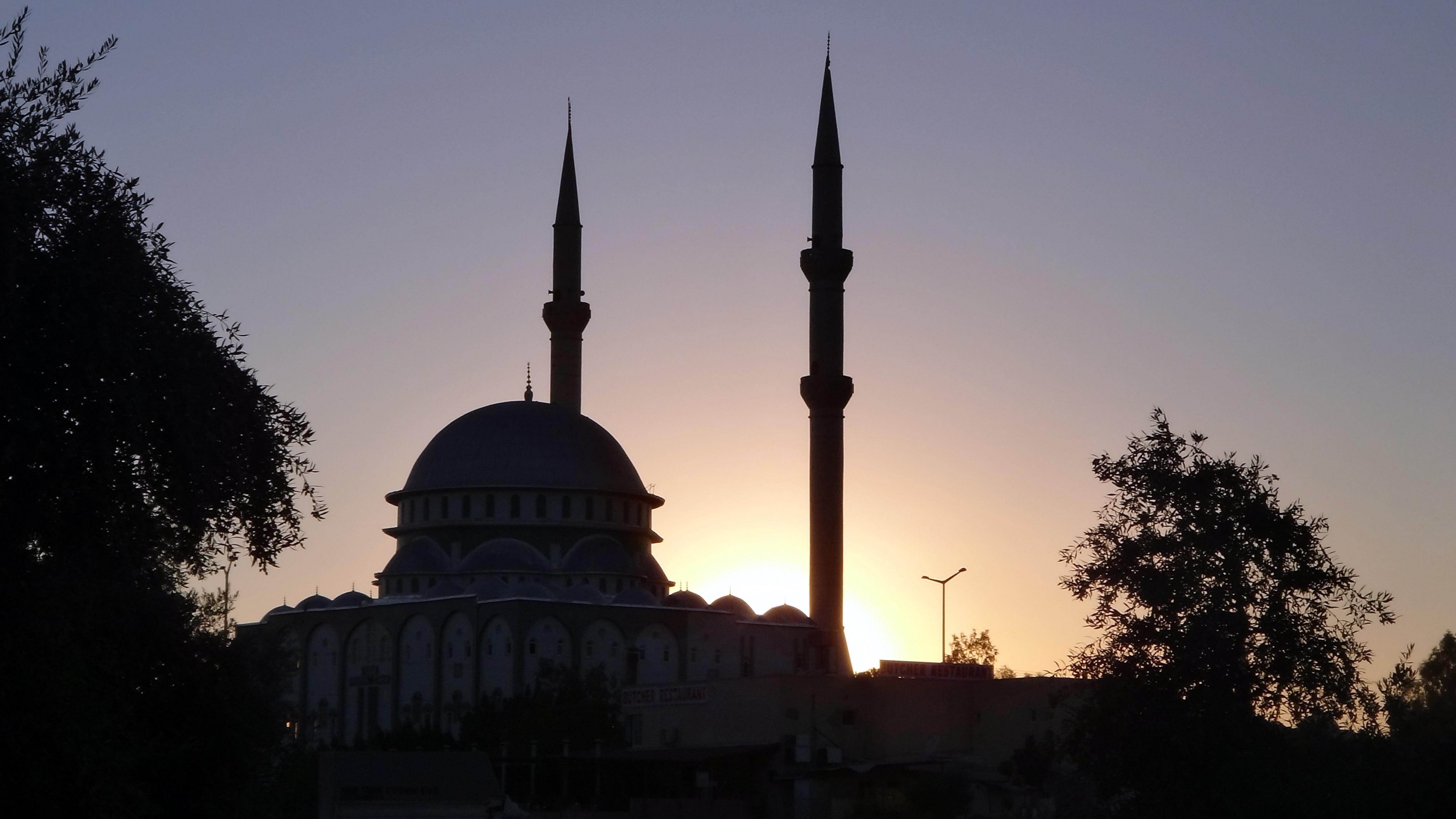 Moskeijan rukouskutsu
